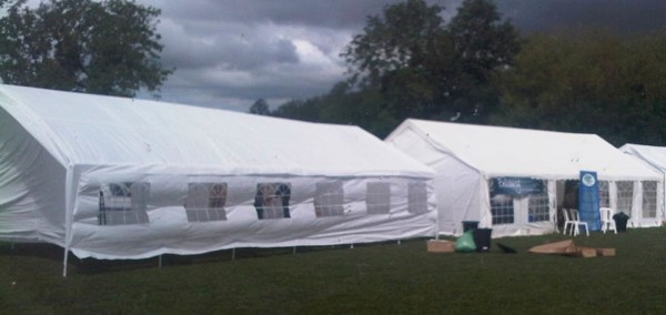 Gazebo vs Marquee