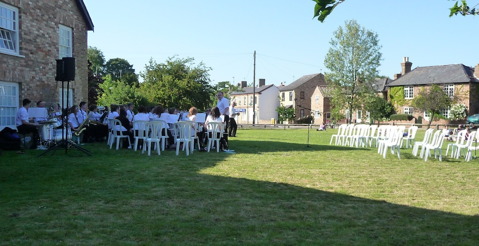 Sawtry Marquees : Corporate marquee hire