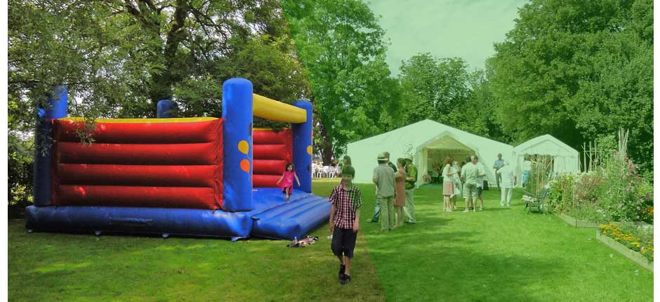 Bouncy castle hire in Cambridgeshire