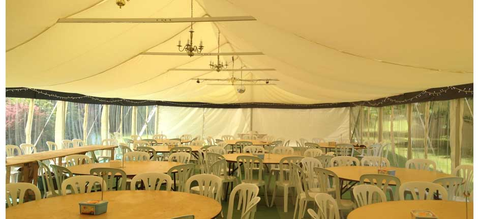 Sawtry marquees for all occasions