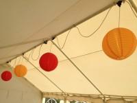 Orange & Red Lantern theme