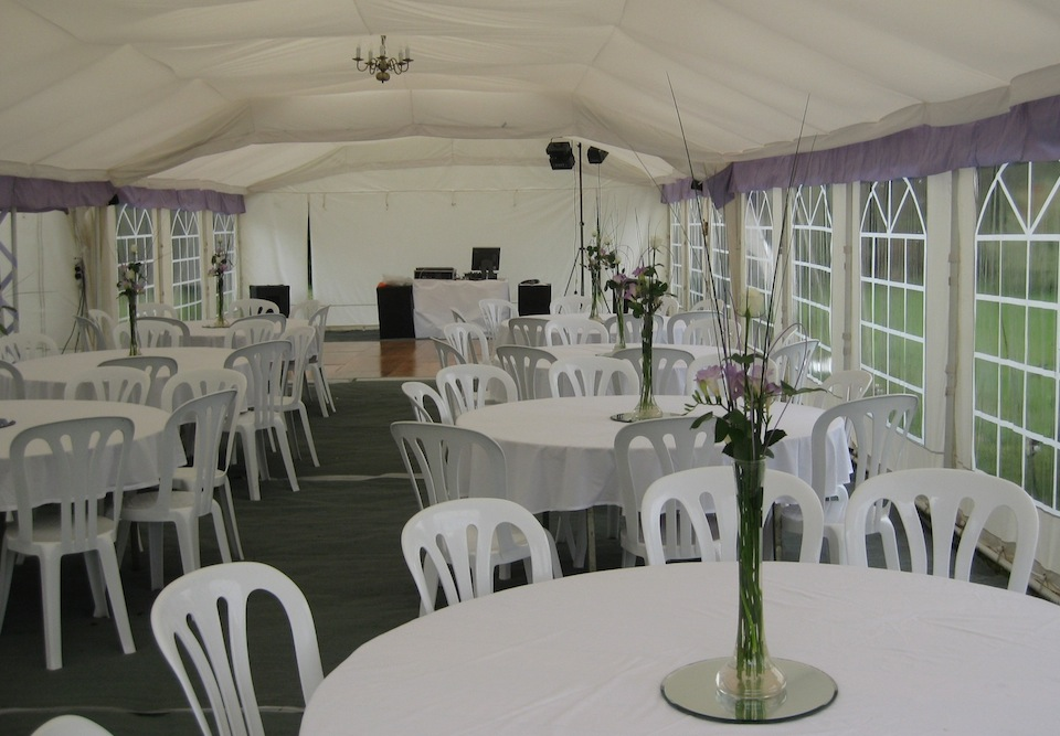 Interior Layout Ideas Sawtry Marquees