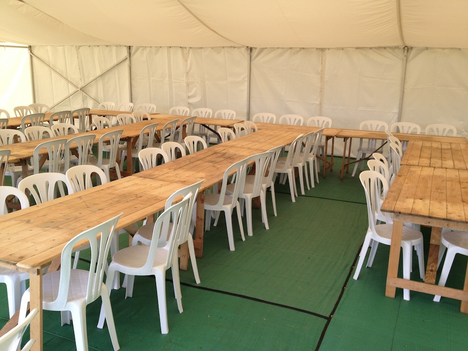 Sawtry Marquees : Case study three  Sawtry Marquees