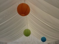 Mixed Lanterns with Lining